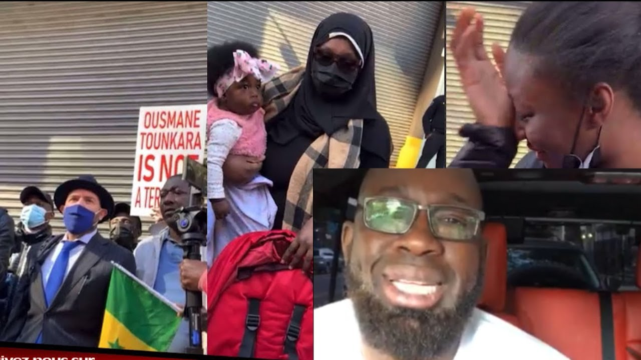 Forte mobilisation de soutient du procès de Ousmane Tounkara-