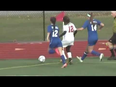 Beekmantown - West Hill Girls B-Regional  11-8-14