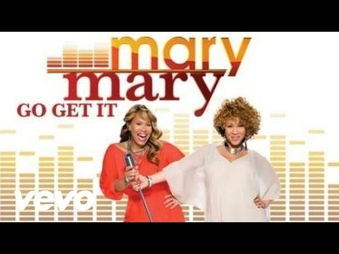 Mary Mary Go Get It Cover Image Version