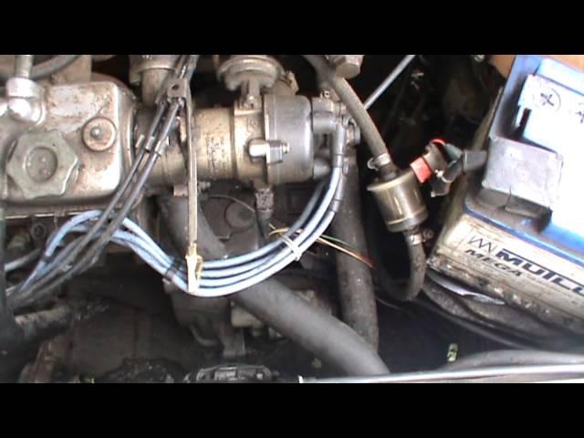 mazda 3 при повороте ключа зажигания раздается треск под панелью