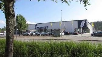 Uusi S-market Siilinjärvi, avajaispäivä 7.8.2014