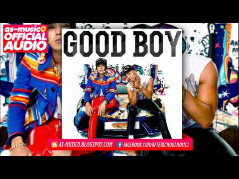 [MP3/DL] G-Dragon ft Taeyang - GOOD BOY [Digital Single]