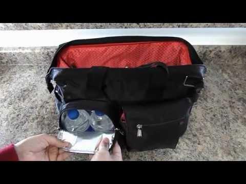 Dad Review: Fisher-Price Fastfinder Diaper Bag