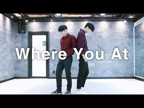 [ kpop ] NU'EST W (뉴이스트 W) - WHERE YOU AT Dance Cover (#DPOP Mirror Mode)