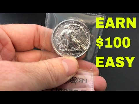 Silver Eagles Sellout & How To Make $100 With NO RISK!