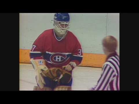Habs goalies 1985-86