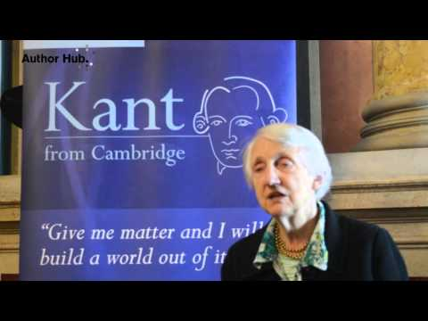 An interview with Onora O'Neill at the Kant Congress 2015