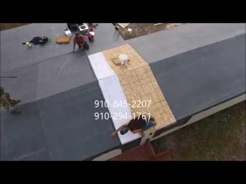 Mobile Home Roof Repair Brunswick County NC