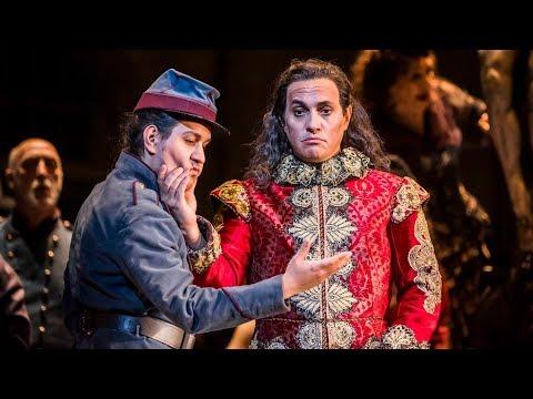 Faust – Méphistophélès's Act II aria 'Le veau d'or' (Erwin Schrott; The Royal Opera)