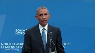 Obama: Genuine Concerns for Global Growth After Brexit