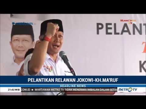TKD Jokowi-Ma'ruf Palembang Resmi Dilantik Mp3