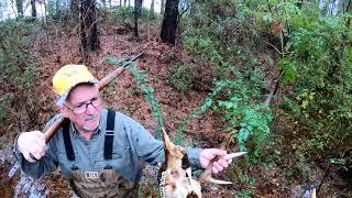 Deer Dog Drive 12/15/2018 I Found A Big 7 Point!!!