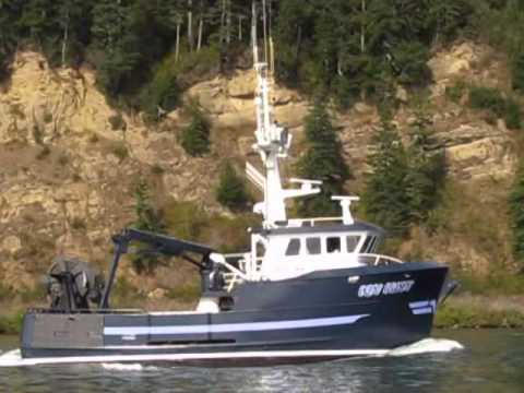 F/V Icy Mist - Fred Wahl Marine Construction 58' x 26' Combination Vessel
