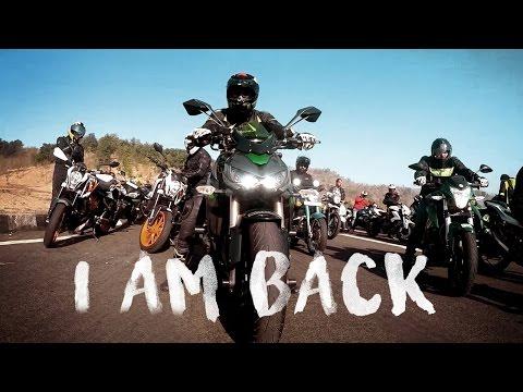 I am Back   Super Bikes in Nashik   Sunday Ride with United 15ers