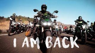 I am Back | Super Bikes in Nashik | Sunday Ride with United 15ers