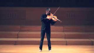 J. S. Bach Suite III BWV 1009, Prélude (Alejandro Garrido, viola)