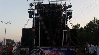 Nashik road 14 April 2016 DJ system..... DJ advance