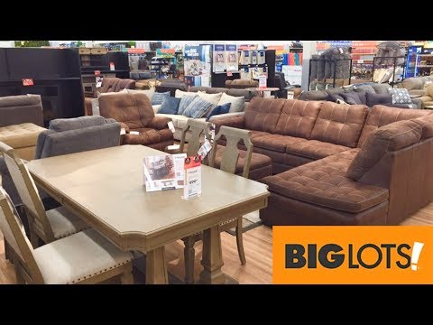 big-lots-furniture-sofas-couches-armchairs-chairs-tables-shop-with-me-shopping-store-walk-through