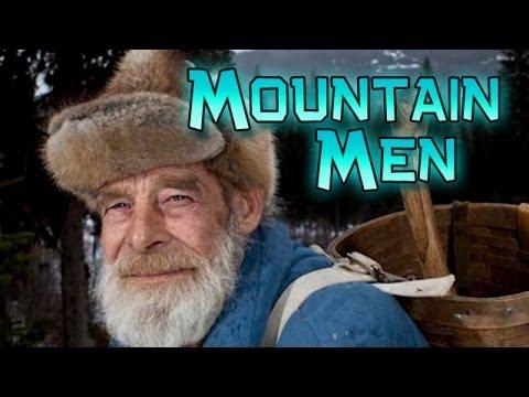 Minecraft: Mountain Men! Modded Challenge w/Mitch & Friends!