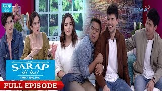 Sarap, 'Di Ba?: Unli-chikahan with the Cruz brothers and The Clashers | Full Episode 1