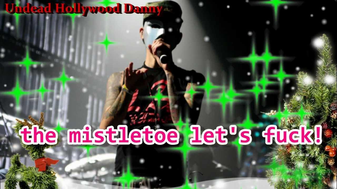 Hollywood Undead - Christmas In Hollywood Lyrics FULL HD - YouTube