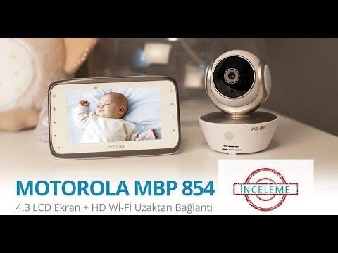 GÖRÜNTÜLÜ BEBEK TELSİZİ (Motorola...