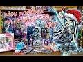 Мои подарки на Новый Год 2017 ❄ My gifts for the New Year 2017 ❄ Много кукол Монстер Хай