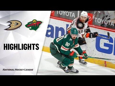 Ducks @ Wild 5/7/21 | NHL Highlights