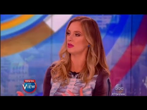 Nicole Arbour Talks About her controversial video on The View Tv Show