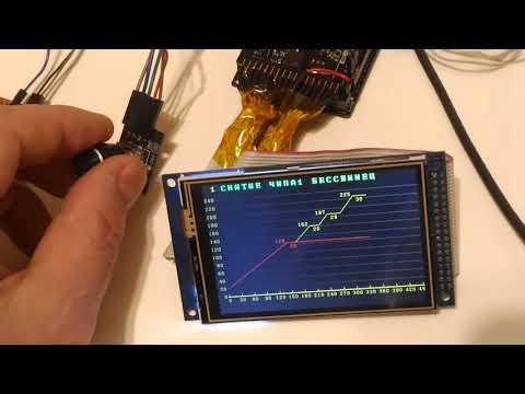 Arduino DUE и моя паяльная станция. Скорость работы интерфейса.