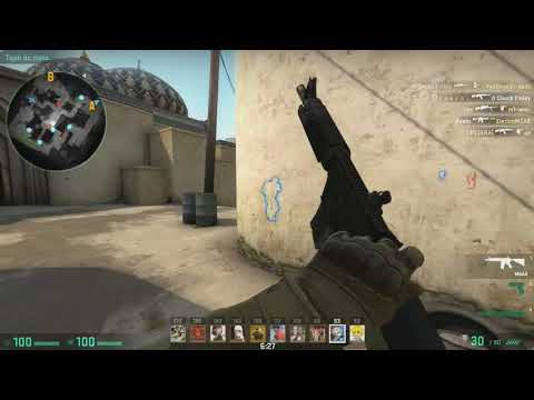 CSGO WALLHACK ESP v0.3 09-10-2017 INDETECTÁVEL from YouTube · Duration:  3 minutes 59 seconds