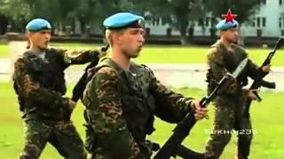 Войска спецназначения РФ  спецназ ГРУ и ВДВ