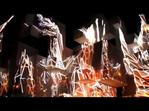 Amon Tobin ISAM LIVE BEST AUDIO/VIDEO !!! FULL SHOW! NINJA TUNE 1/10/11 Warfield, S.F. CA by phyuckyeu2
