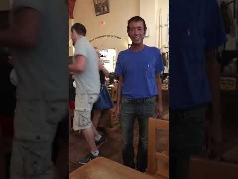 Atef Bandary/ Hofbräuhaus/ München / las Vegas restaurant -German food/ Live music/ dancing / star