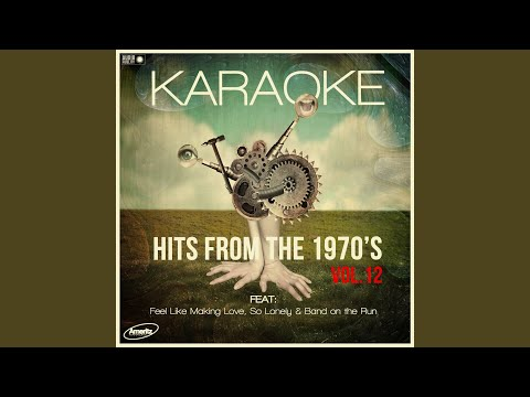 River (In The Style Of Joni Mitchell) (Karaoke Version)