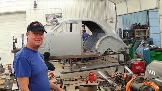 Manns Restoration Shop Tour - Part Four - George Barris Buick Custom and 1931 Studebaker