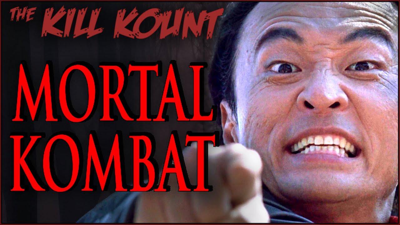 Download Mortal Kombat (1995) KILL KOUNT
