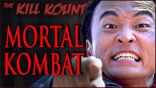 Mortal Kombat (1995) KILL KOUNT