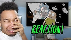 """Rick and Morty Season 2 Episode 1 """"A Rickle in Time"""" REACTION!"""