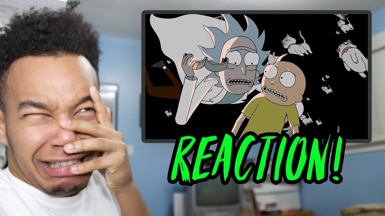 """Download Rick and Morty Season 2 Episode 1 """"A Rickle in Time"""" REACTION!"""
