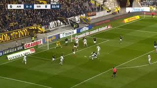 AIK - IK Sirius   Omgång 3 2019