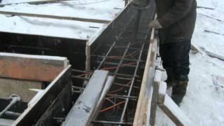 Заливка и прогрев бетона зимой. ООО АПК Екатеринбург(, 2015-12-04T10:49:17.000Z)