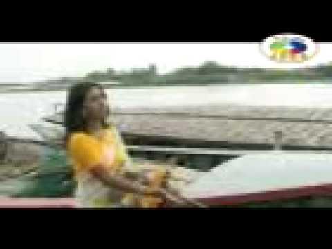 Bangla Folk Song by Anima Mukti  - Sagor Kuler Naiya