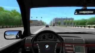 City Car Driving 1.3.2 BMW 750i E38 1999