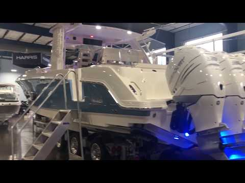 2018 Boston Whaler 420 Outrage Boat for Sale at MarineMax Clearwater
