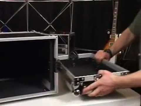 Pro ATA Flight Cases For Amps, Effects, 19
