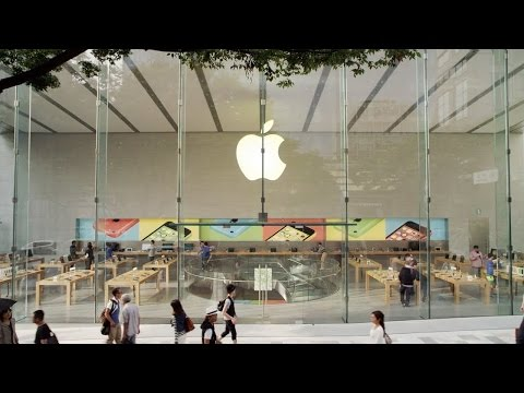 Apple Retail Store - Omotesando, Tokyo - 盛大開幕