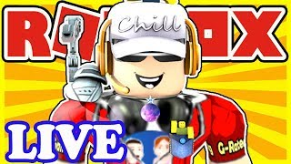 Roblox Live Stream - YOU VOTE, WE PLAY! - Jailbreak, Minigames, Battle Arena Event Backpack, More!
