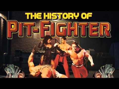 The History Of Pit-Fighter - Arcade Documentary