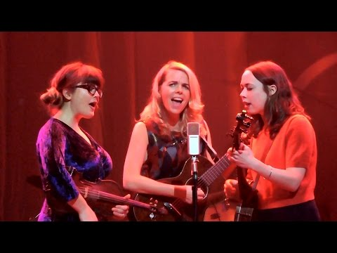 I'm With Her Trio Lover's Return / Adieu False Heart with Gaby Moreno at Linda Ronstadt L.A. Tribute